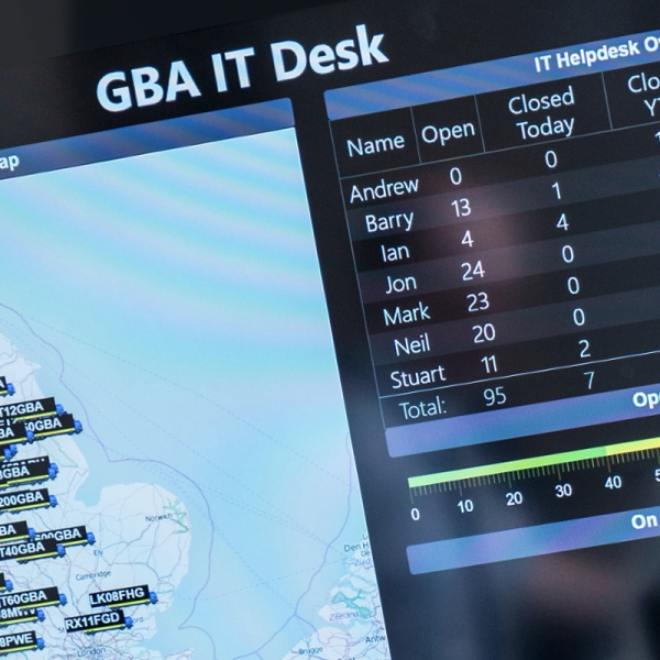 Our suite of in-house specialised IT Systems provide customers with industry leading solutions